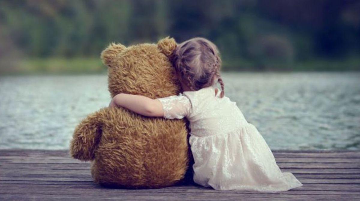 ¡Necesitamos 8 abrazos al día!